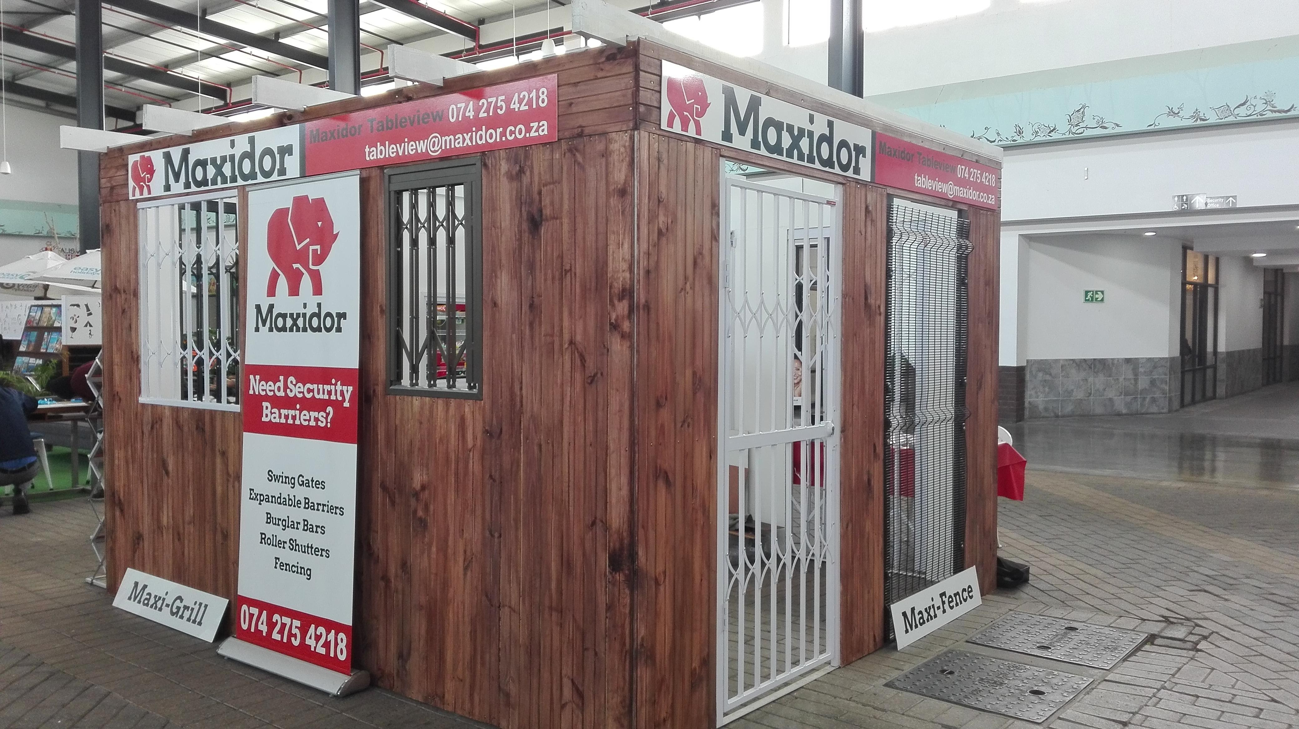 Maxidor Security Gates and Bars