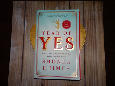 Shonda Rhimes is now a member of my tribe: Reflections on Year of Yes