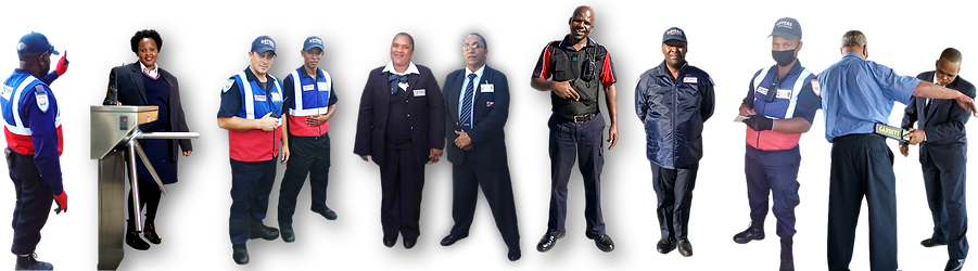 Byers Security Guards Cape Town