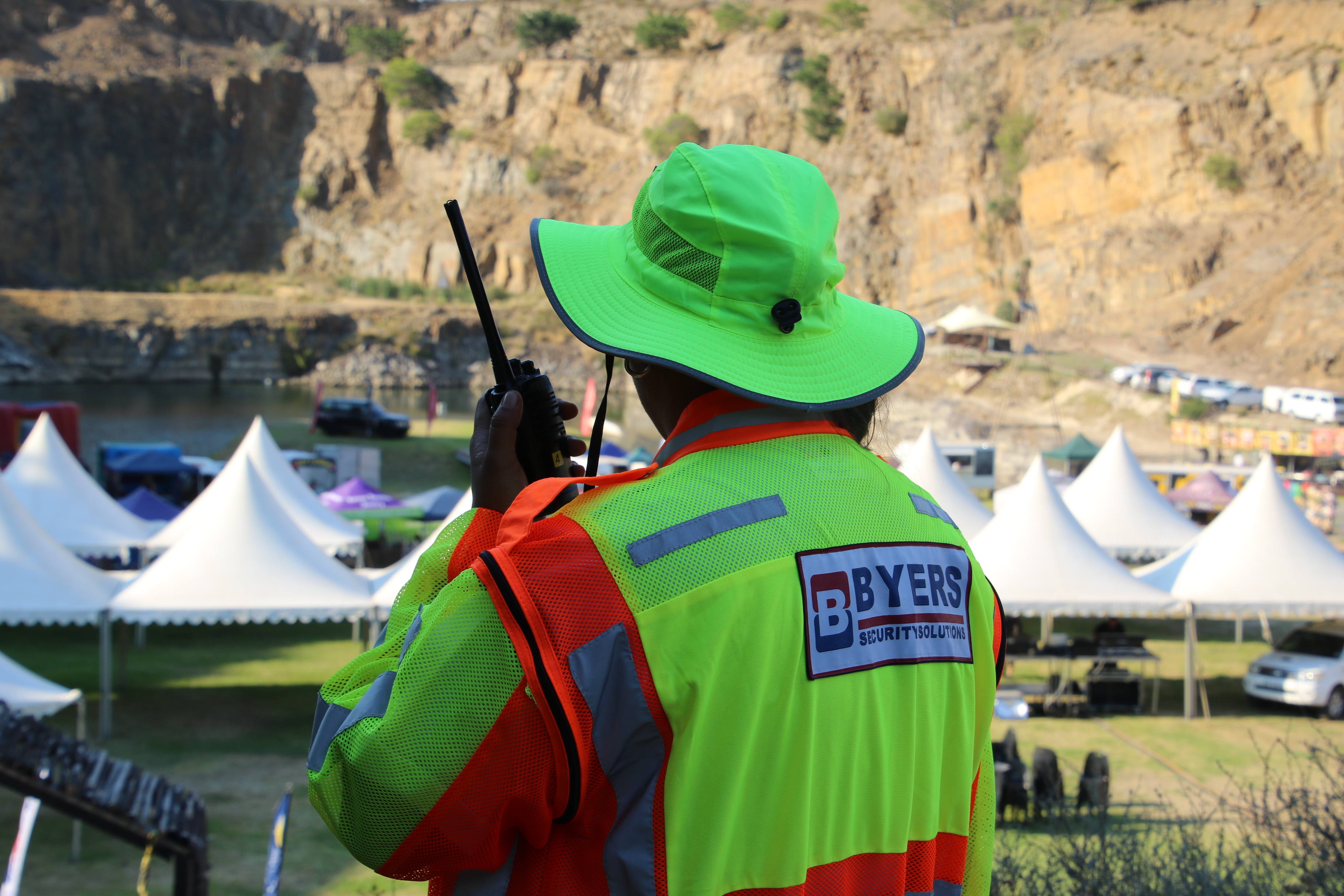 Byers Event Guarding