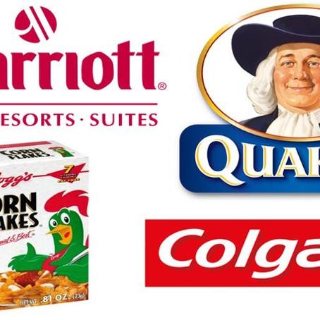 ¿Sabías que estas marcas tienen relación con sectas y protestantes?