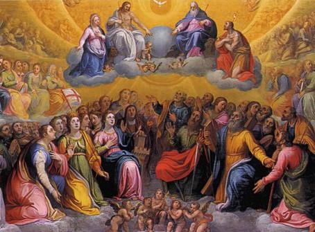 ¿Enseña la Biblia sobre la Comunión de los Santos?