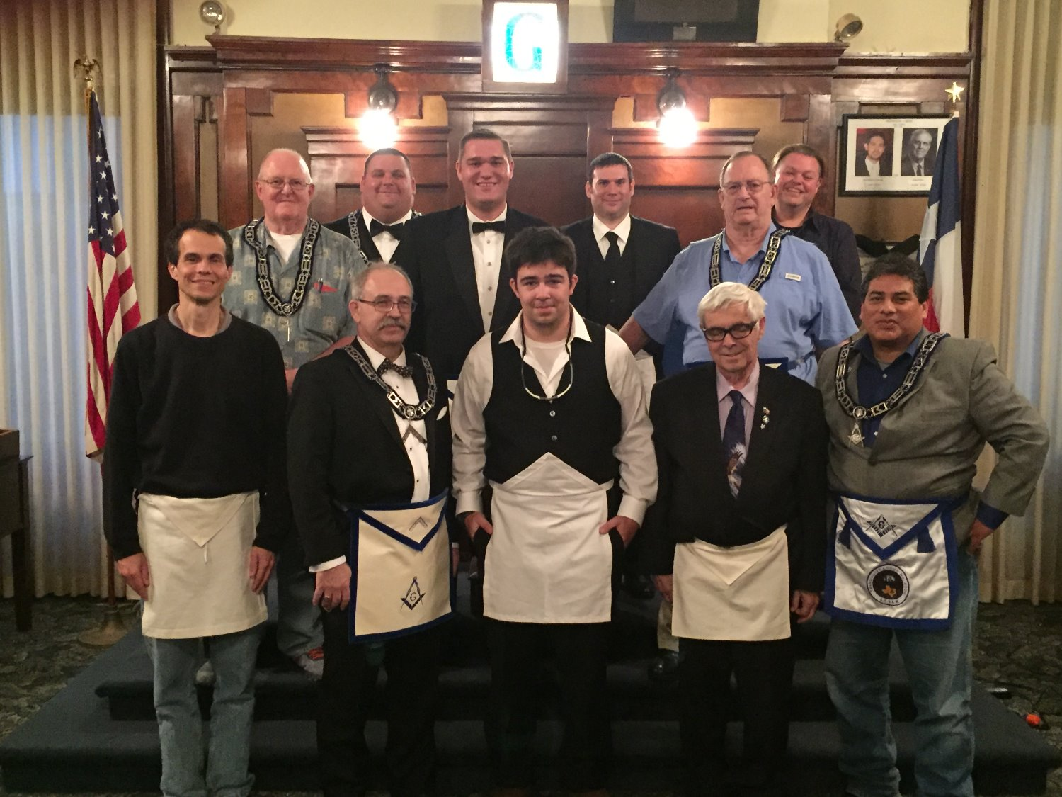 Tannehill Masonic Lodge EA Degree