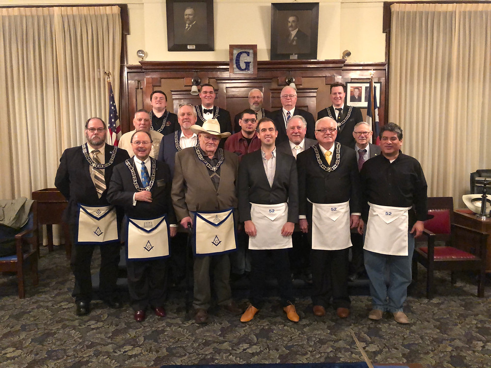 Master Mason Degree | Masons of Dallas | Tannehill Lodge No. 52