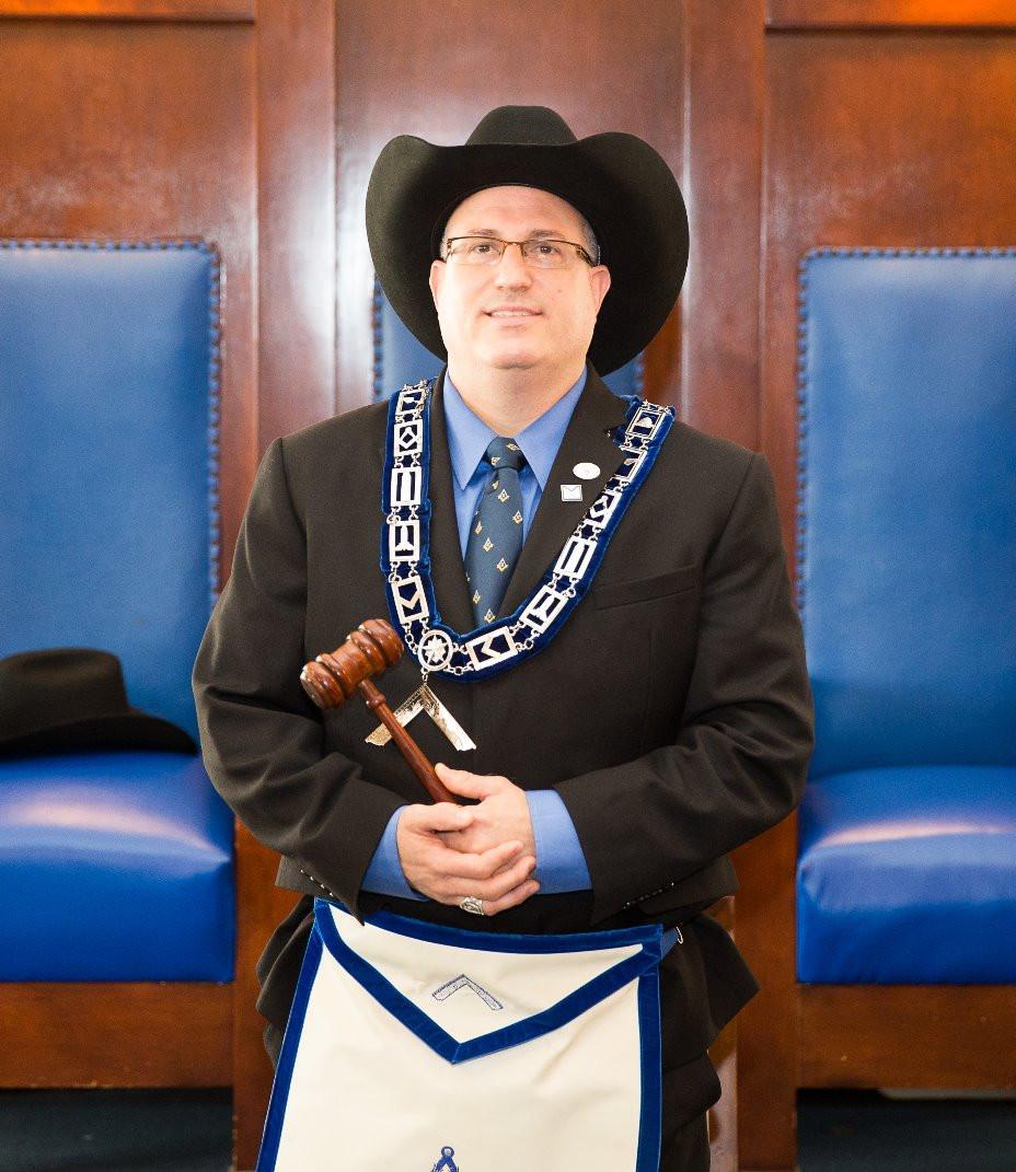 Worshipful Master Tannehill Masonic Lodge 2017 - 2018