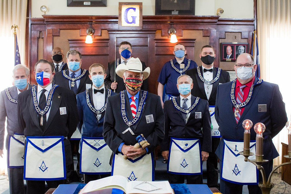 2019 Installation of Officers | Masons of Dallas