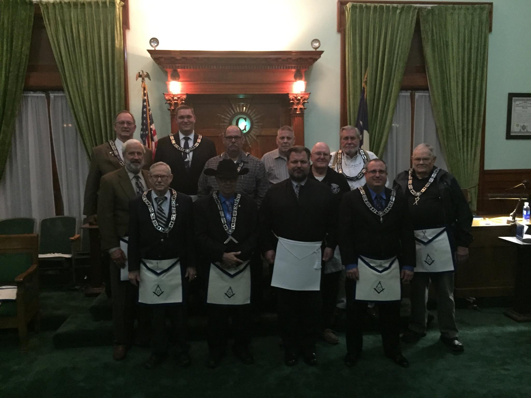 Tannehill Masonic Lodge MM Degree