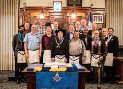 Tannehill Masonic Lodge MM Degree