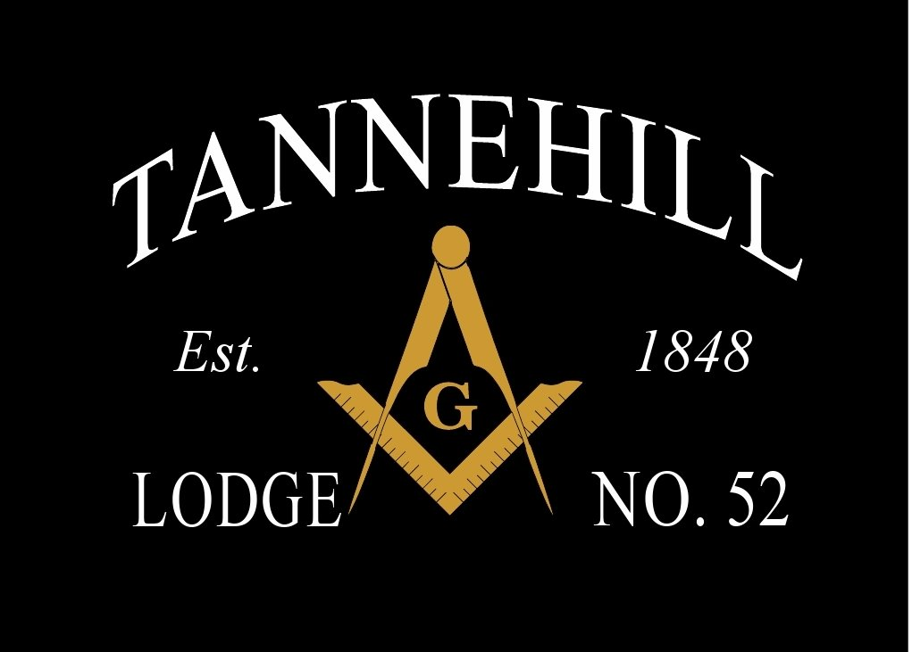 Tannehill Masonic Lodge Logo