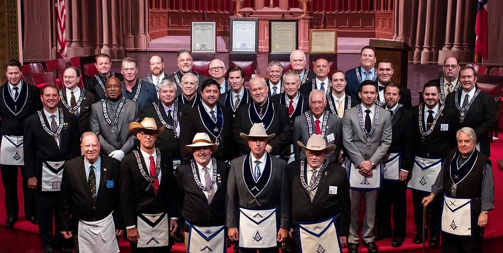 2019 Installation of Officers | Masons of Dallas