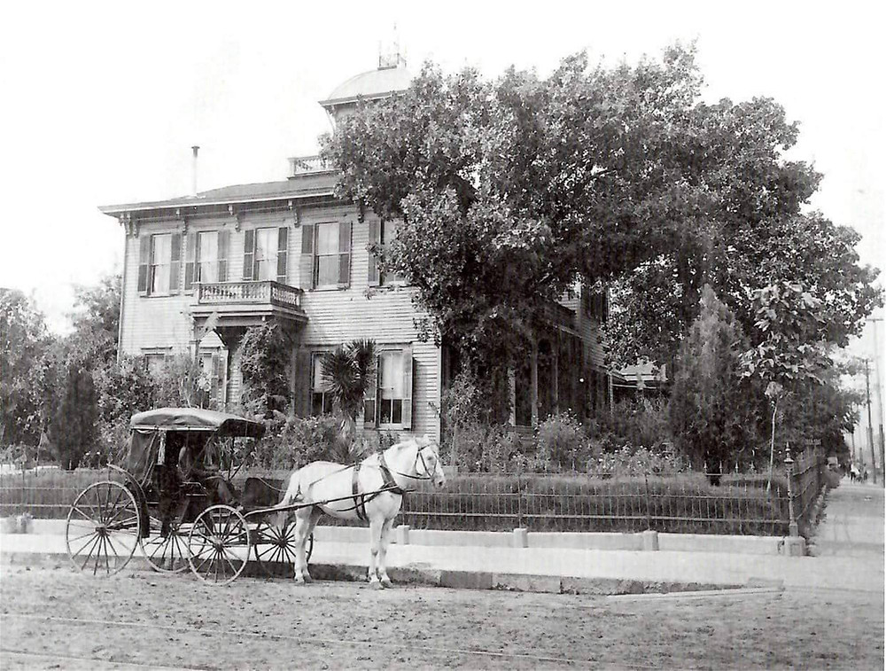 Home of Col. John C. McCoy
