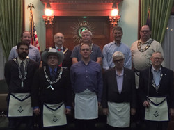 Tannehill Masonic Lodge EA Degree