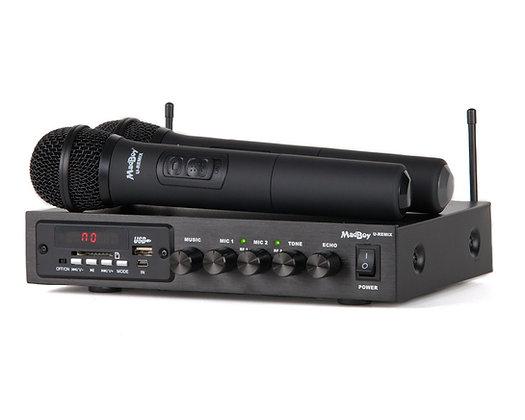 Микшер Madboy U-REMIX +2 беспроводных микрофона