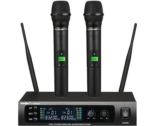 Madboy U-TUBE 20P беспроводные вокальные микрофоны