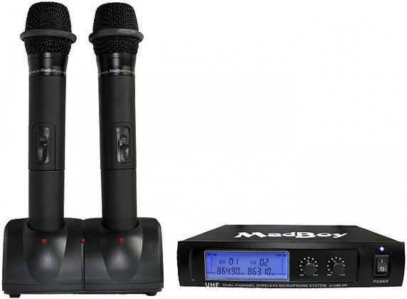 Madboy U-TUBE 20R комплект радиомикрофонов