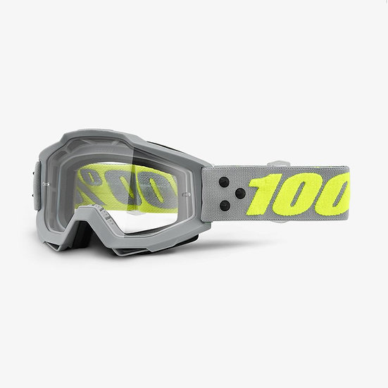 ACCURI GOGGLES (CLEAR LENS)