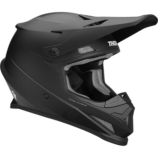 SECTOR BLACK HELMET
