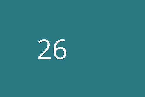 26 - Rigging Equipment