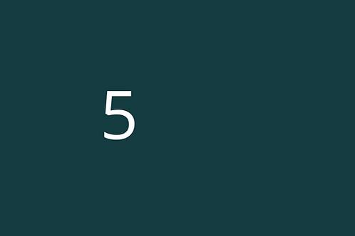 5 - Documented Information Register