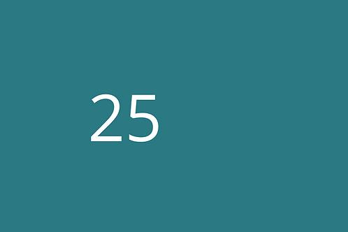 25 - Registration of Plant