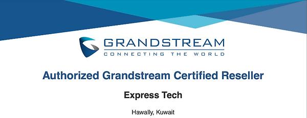 Grandstream Partner Kuwait.png