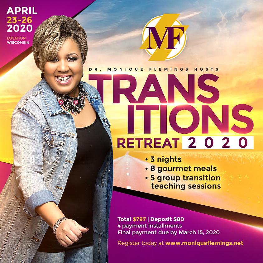 TRANSITIONS RETREAT 2020