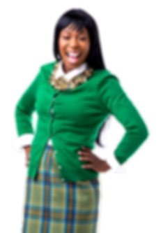 Sarafina Thomas Photo Green Preppy No Le