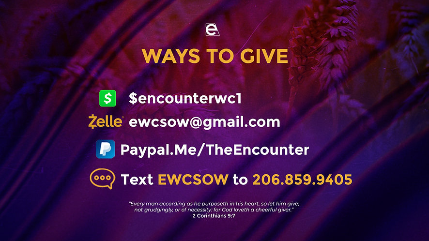 EWC SCREEN GRAPHIC WAYS TO GIVE UPDATED