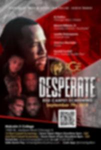 DESPERATE RED CARPET SCREENING 4x6 Graph