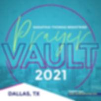 Sarafina Thomas The Prayer Vault 2021 Gr