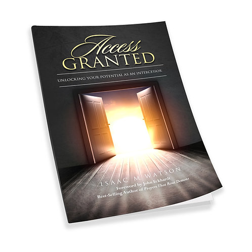 ACCESS GRANTED: Unlocking Your Potential As An Intercessor