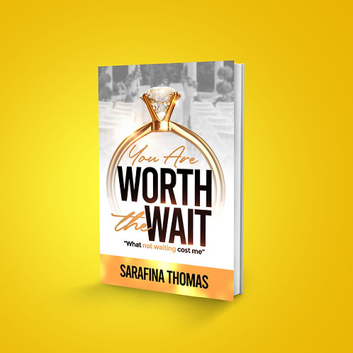 You Are Worth The Wait (Pre-Order)