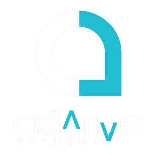 The Creatives Academy Logo ICON STACKED