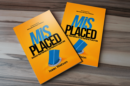 MISPLACED Book (Pre-Order)