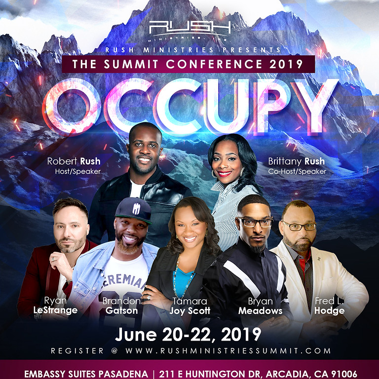 The Summit Conference: OCCUPY  (tentative)