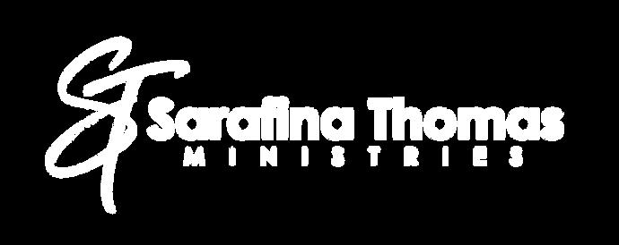 Sarafina Thomas Minsitries Logo 2 Wide W