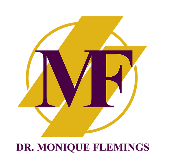 Dr Monique Flemings Logo Concept FINAL.p