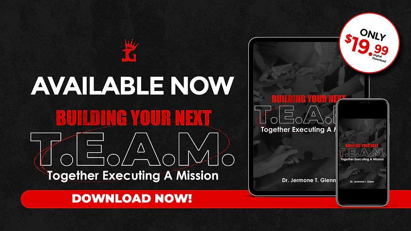 Jermone Glenn Building Your Next TEAM AV