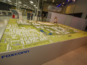 "Foxconn Announces First-Round Finalists of Year-Two ""Smart Cities – Smart Futures"" Competi"