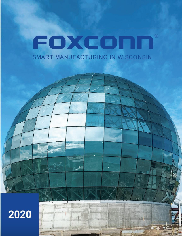 Foxconn Smart Manufacturing in WI