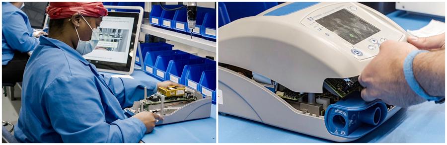 Medtronic & Foxconn Ventilators