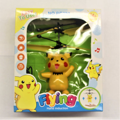 Pikachu Flying Copter