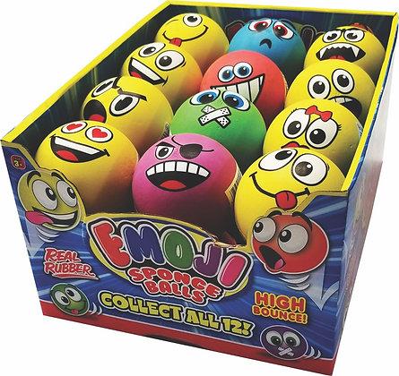 Emoji Sponge Balls