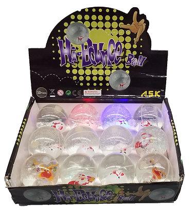 LED Christmas Bounce Ball