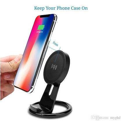 A.S.K Universal Wireless Charger With Built In Stand