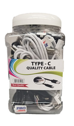 Type-C Quality Cable Jar