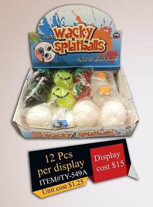 Wacky Splatballs