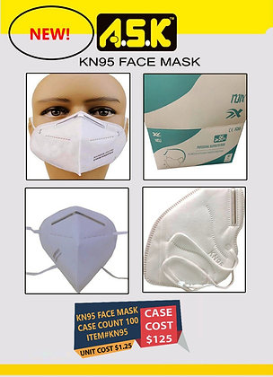 KN95 Mask- 100% FDA approved