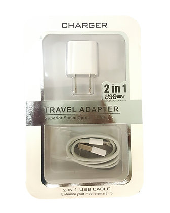 Blister iPhone Charging Dock & USB Cable