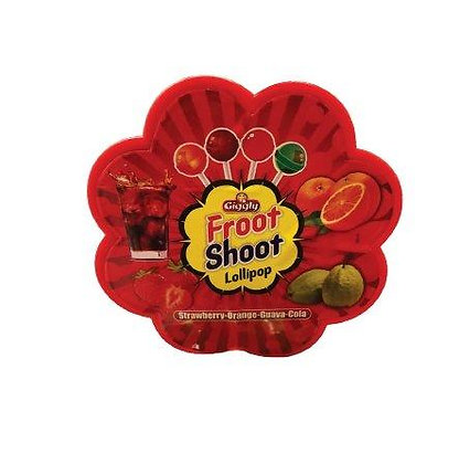 Froot Shoot Lollipop Counter-Top Display